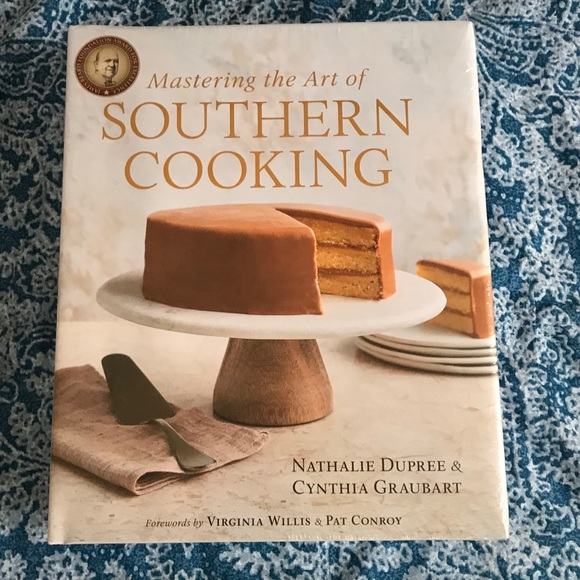 Mastering The Art Southern Cooking Limited Edi